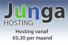 Junga Hosting Affiliate partner